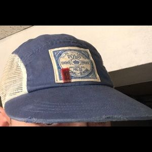 Vintage Ralph Lauren Madison Ave Polo Hat